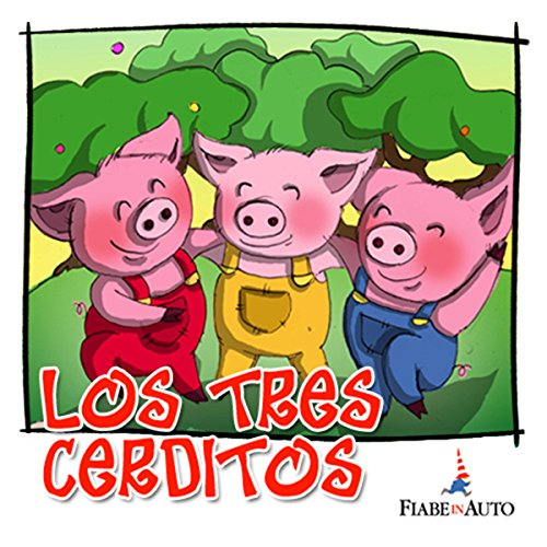 Los tres cerditos (Spanish Edition) copertina
