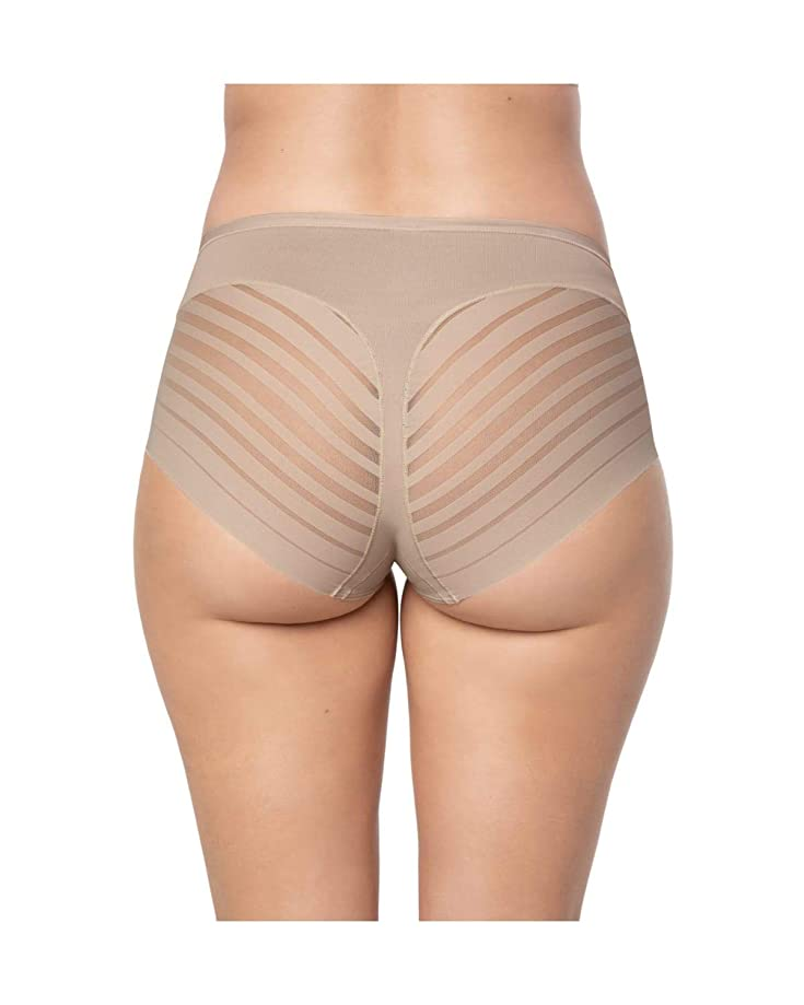 Leonisa Women's Invisible Tummy Control Classic Comfy Panty