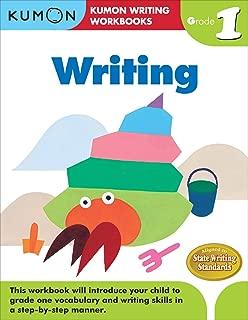 Grade 1 Writing (Kumon Writing Workbooks)