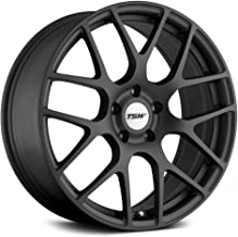 TSW Nurburgring Grey Wheel with Matte Gunmetal Finish (21 x 9. inches /5 x 114 mm, 45 mm Offset)