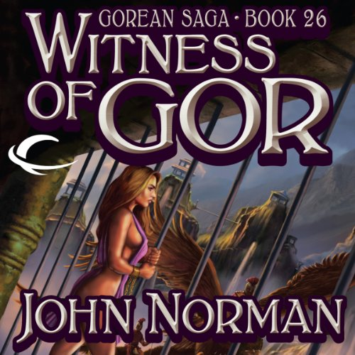 Witness of Gor cover art
