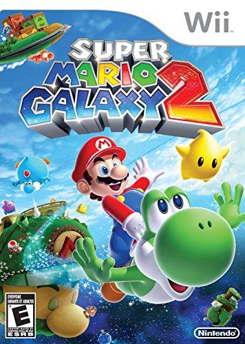 Nintendo Super Mario Galaxy 2, Wii - Juego (Wii, Nintendo Wii, Acción / Aventura, Nintendo, 14/01/2015, E (para todos), DEU, ENG, ESP, ENG, ITA)
