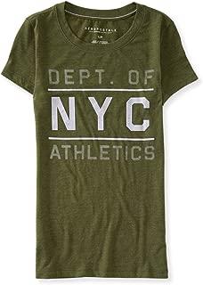 AEROPOSTALE Womens Dept. of Athletics Graphic T-Shirt