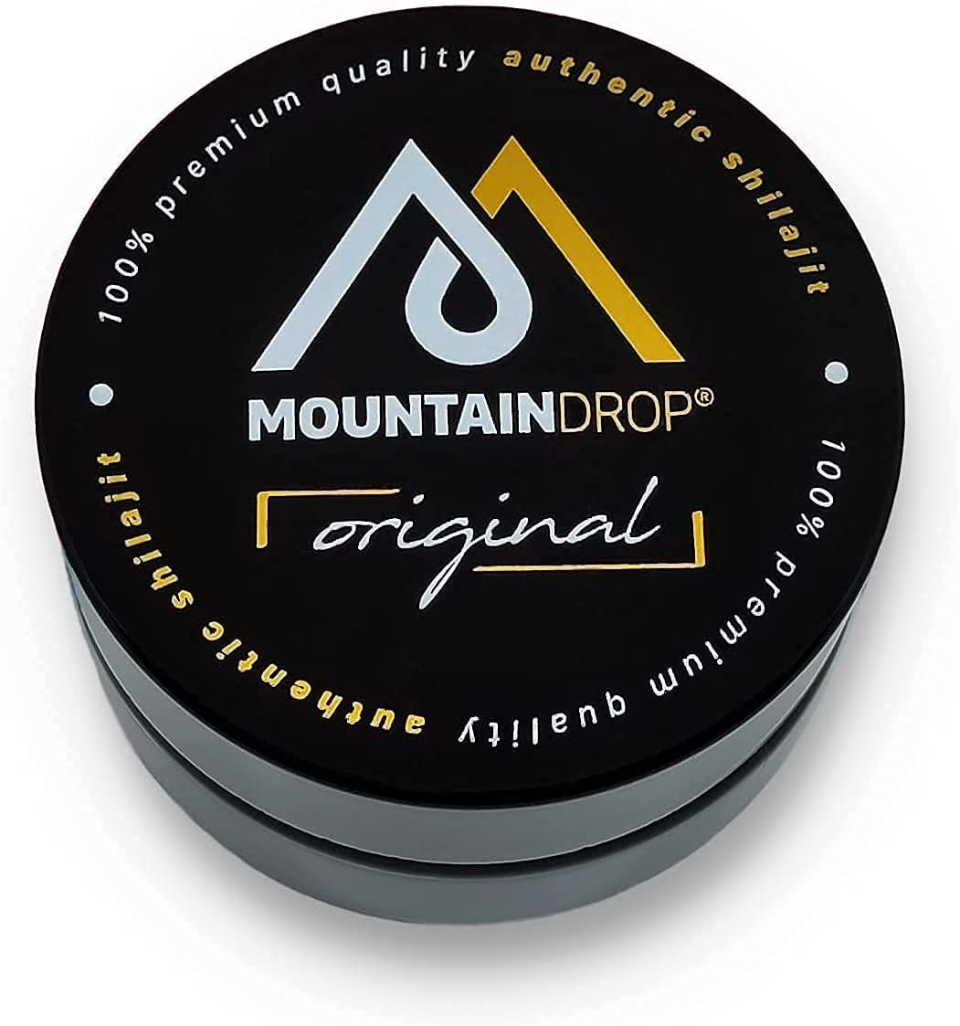 Max El Paso Mall 48% OFF MountainDrop 25g Natural Shilajit Resin Altitud @3000m Harvested