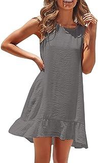 26747c708dc8 Amazon.es: vestidos comunion - Último mes / Vestidos / Mujer: Ropa