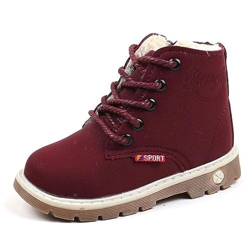 8d9c8419d39a Transer Style Unisex Children Martin Boots
