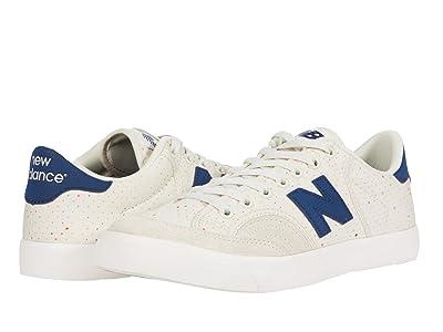 New Balance Numeric NM212 (White/Navy) Skate Shoes