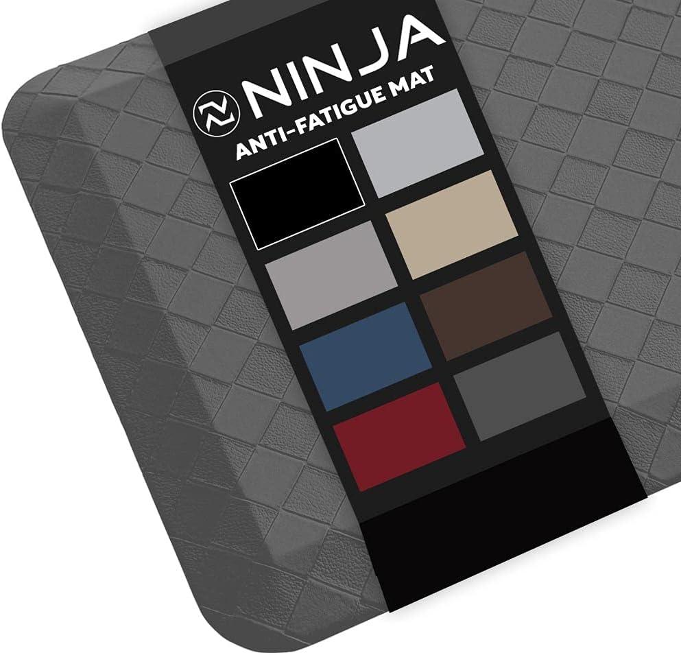 Daily bargain sale Ninja Brand Premium Floor Ergonomically Mat price Engineered Comfort