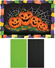 Hoffmaster 856792 Halloween Disposable Placemats