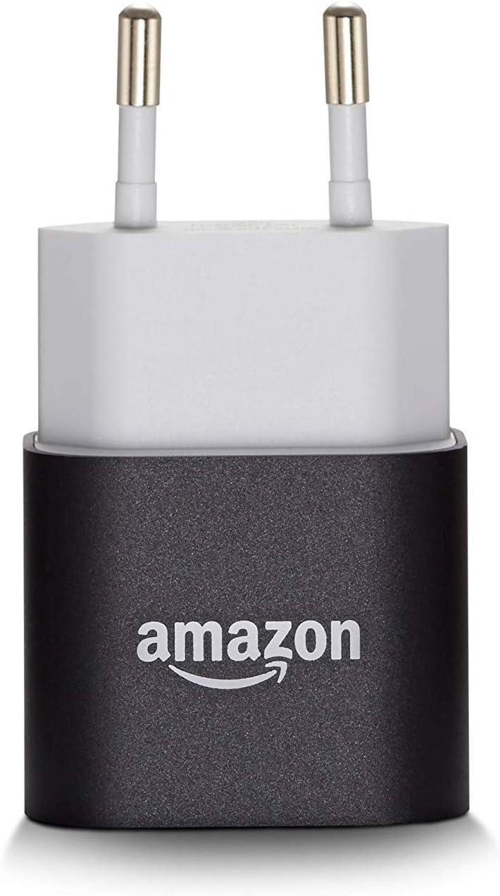 Amazon - Cargador USB de 5 W - compatible con los dispositivos Amazon