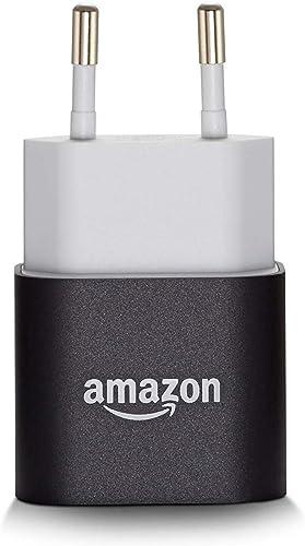 Caricabatterie USB Amazon da 5 W - compatibile con la maggior parte dei dispositivi inclusi tablet, e-reader, smartph...