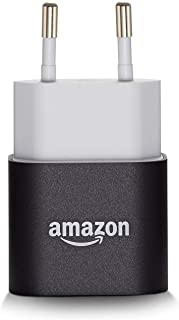 Caricabatterie USB Amazon da 5 W - compatibile con la maggior parte dei dispositivi inclusi tablet, e-reader, smartphone e...