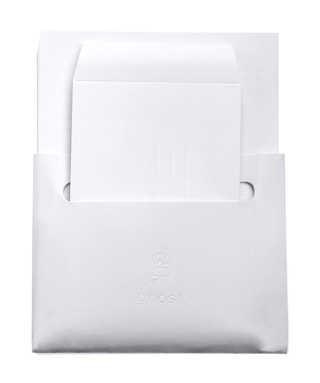 Ghost Paper Stationery Set Envelopes Ranking TOP15 Embossed Lined Sales results No. 1 -