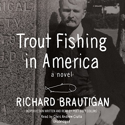 Trout Fishing in America audiobook cover art