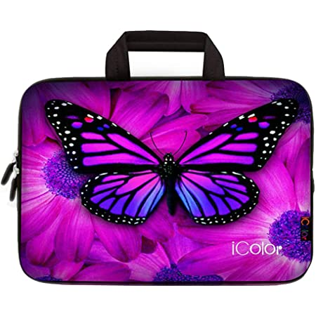 Dragonflies Flying in Cloud Sky 10 Inch Laptop Sleeve Case Protective Cover Carrying Bag for 9.7 10.5 iPad Pro Air// 10 Microsoft Surface Go// 10.5 Samsung Galaxy Tab