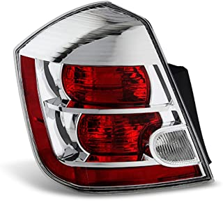 2007 nissan sentra tail light lens