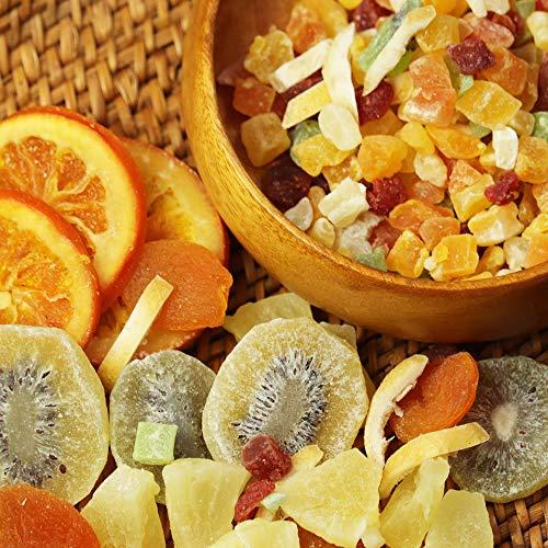 大地の生菓 ドライフルーツ 福袋 フルーツ ミックス 400g ギフト 手土産 プレゼント パイナップル キウイ フルーツティー スイーツ プチギフト 非常食 保存食