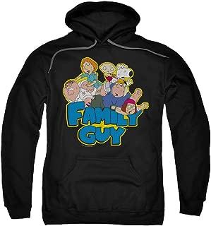 Family Guy - Mens Family Fight Hoodie