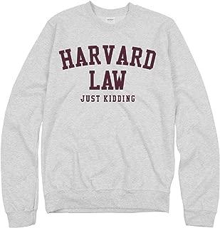Best harvard law sweatshirt Reviews