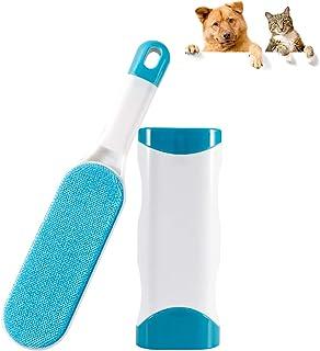 comprar comparacion Omasi Quitapelos para Mascotas, Removedor de Pelo para Mascotas Cepillo de Limpieza Removedor de Pelaje para Perro y Gato,...