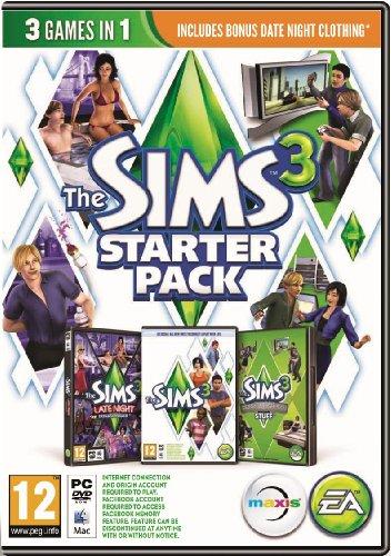 The Sims 3: Starter Bundle [Importación Inglesa]