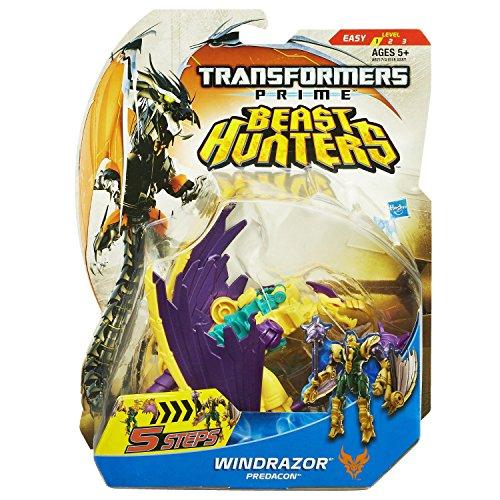 HASBRO Transformers Prime Beast Hunters - Windrazor Predacon (A6217)