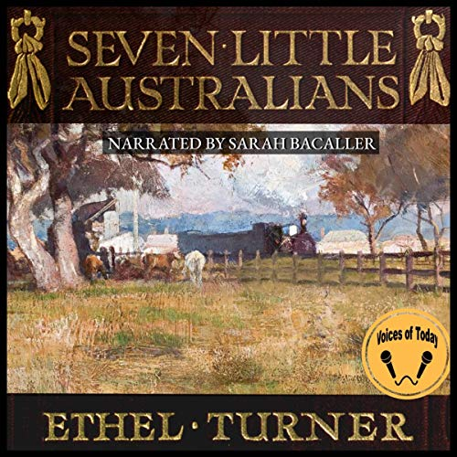 Seven Little Australians Titelbild