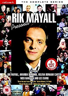 Rik Mayall Presents - The Complete Series