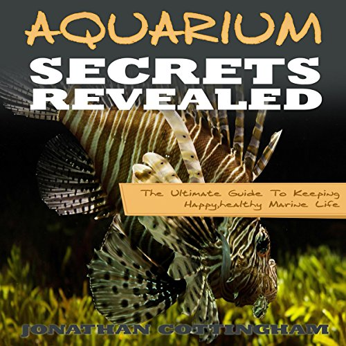 Aquarium Secrets Revealed audiobook cover art