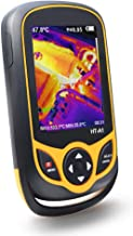 Infrared Thermal Imager, Industry Handheld Infrared Thermal Imaging Camera Pocket-Sized IR Thermal Imager Screen Display R...