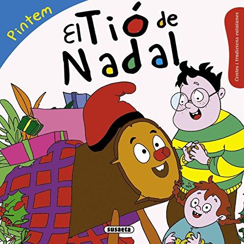 El Tió de Nadal (Contes i tradicions catalanes colorir)