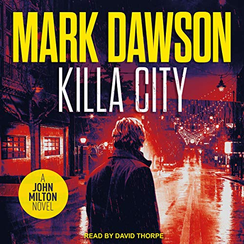 Killa City Audiobook By Mark Dawson cover art