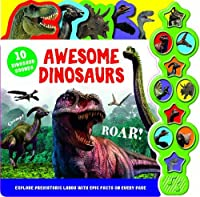 Awesome Dinosaur (10 Sounds Tabbed)