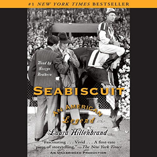 Couverture de Seabiscuit