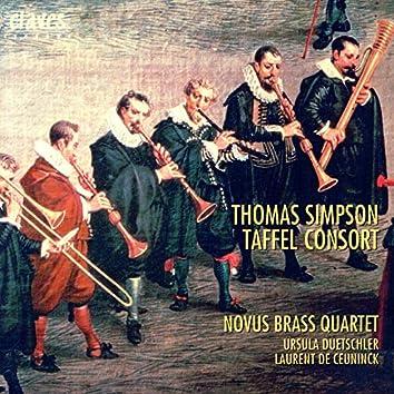 Thomas Simpson: Taffel Consort