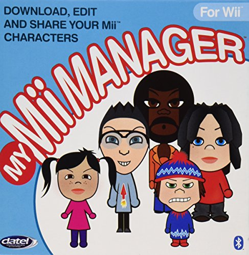 My Mii Manager (Wii) [Import anglais]