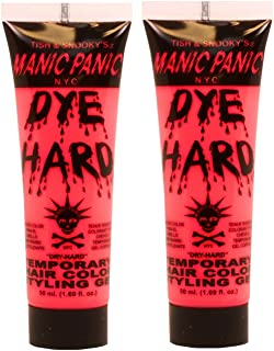 Manic Panic Temporary Hair Color Styling Gel 1.69oz ELECTRIC FLAMINGO