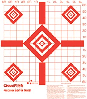 Champion 47387 Sight-in Targets