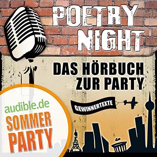 Das Hörbuch zur Poetry Night audiobook cover art