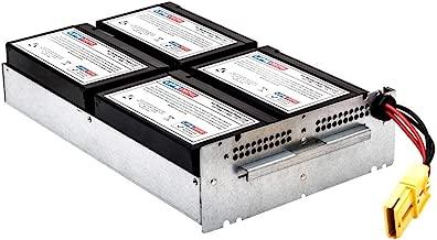 APC Smart-UPS 1500 Rack Mount (SUA1500RM2U) Compatible Replacement Battery Pack by UPSBatteryCenter