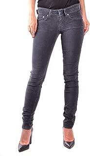 JACOB COHEN Luxury Fashion Womens MCBI34208 Grey Jeans | Season Outlet