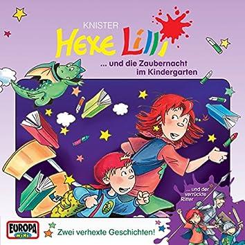 Hexe Lilli und die Zaubernacht im Kindergarten