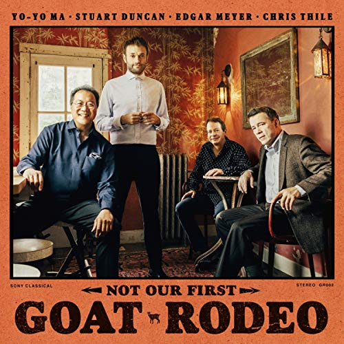 Not Our First Goat Rodeo