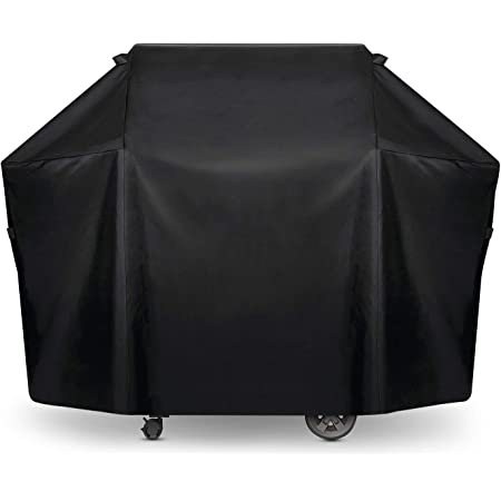 S//M//L BBQ Cover Heavy Duty Waterproof Rain Gas Barbeque Prote Grill Garden O2K9