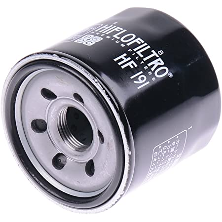Ölfilter Hiflo Hf565 Schwarz Auto