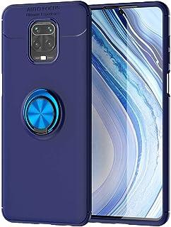 GLXC 見えないホルダーが付いているHuawei Honor 30S耐衝撃TPU保護ケースのためのAYDD (Color : Blue)