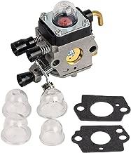 2 Luft-und Kraftstofffilter Ersatz für Stihl FS38 FS45 FS46 FS55 HS45 FC55 KM55