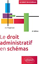 Livres Le droit administratif en schémas - 6e édition PDF