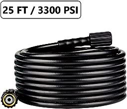 Best pressure washer hose repair kit Reviews