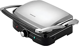 Kenwood 1500 Watt Health Grill, Black/Silver, HG369